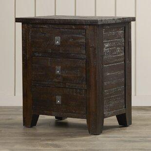 Rico 3 Drawer Nightstand by Birch Lane?