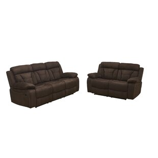 Inexpensive Woodhollow 2 Piece Reclining Living Room Set by Red Barrel Studio Reviews (2019) & Buyer's Guide
