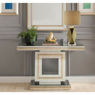 Gilman 48 Console Table by Everly Quinn