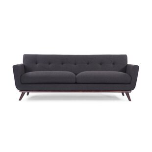 Luther Mid Century Modern Vintage Sofa