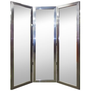 3 Panel Full Length Mirror