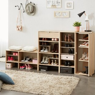 Deals Byron Shoe Rack By Rebrilliant