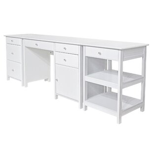 Compare prices Gifford Home Office Executive Desk ByThree Posts