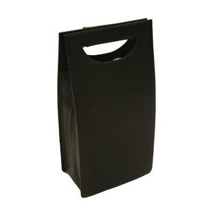 Double Wine Carrier in Black