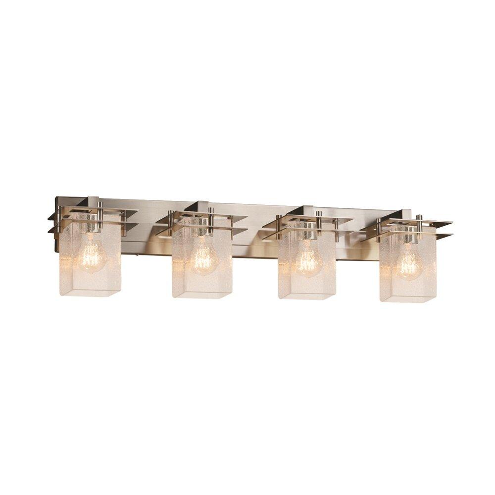 Wrought Studio Govind 4 Light Dimmable Vanity Light Wayfair