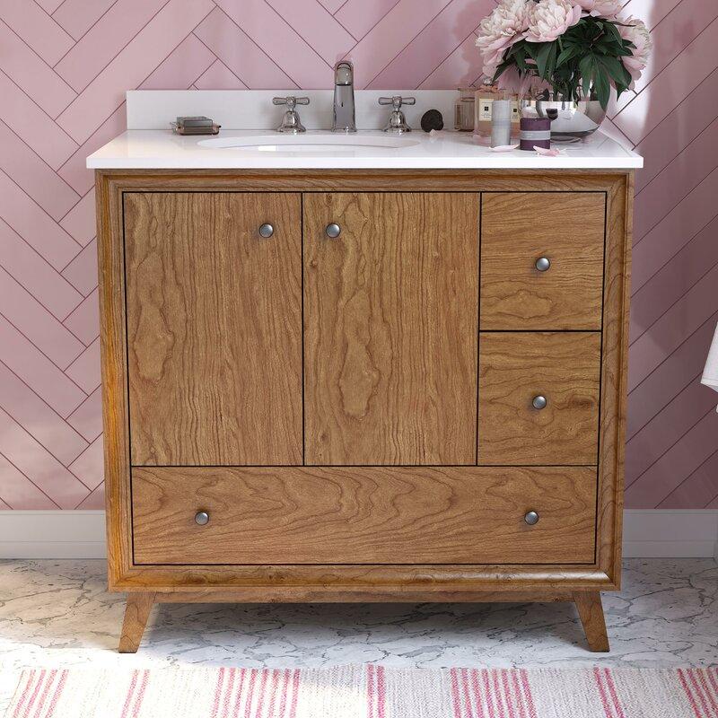 Bleeker 36 Single Bathroom Vanity Set