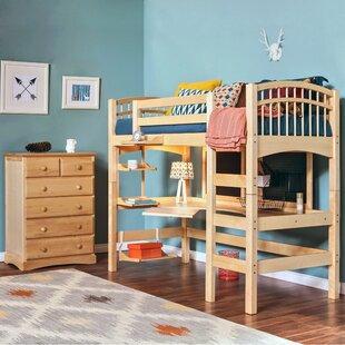 Sandisfield Twin Loft Bed by