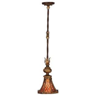 Fine Art Lamps Villa 1919 1-Light Cone Pe..