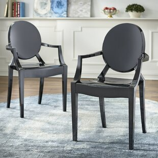 Avalynn Dining Chair (Set of 2) House of Hampton