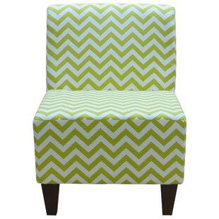 Ebern Designs Adamski Slipper Chair