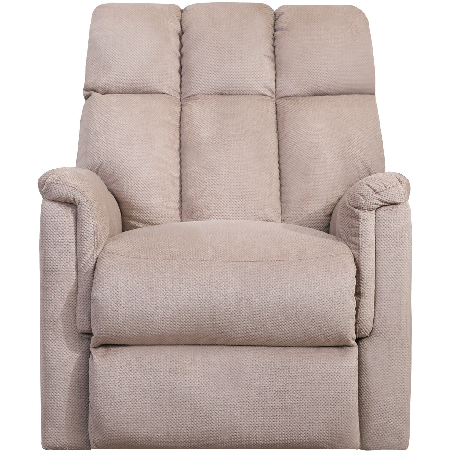 Latitude Run Castner Faux Leather Power Lift Assist Recliner Wayfair
