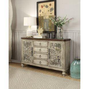 Ophelia & Co. Janousek 4 Drawer Accent Cabinet