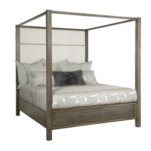 Profile King Canopy Bed by Bernhardt