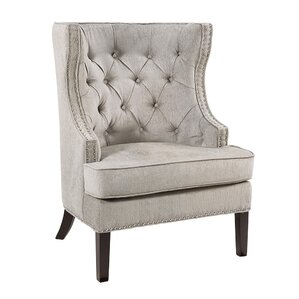 Sue Wingback Chair by Darby Home Co
