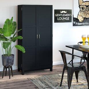 Callowhill 2 Door Storage Cabinet by Mercury Row