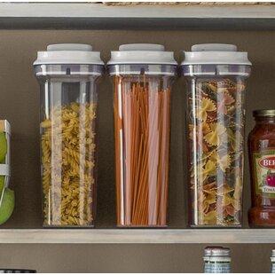 Good Grips Pop Cereal Dispenser (Set of 3)
