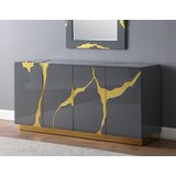Wantaugh 66 Wide Sideboard by Everly Quinn