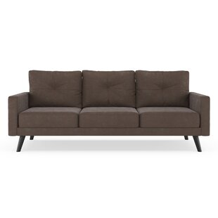 Courtney Microsuede Sofa