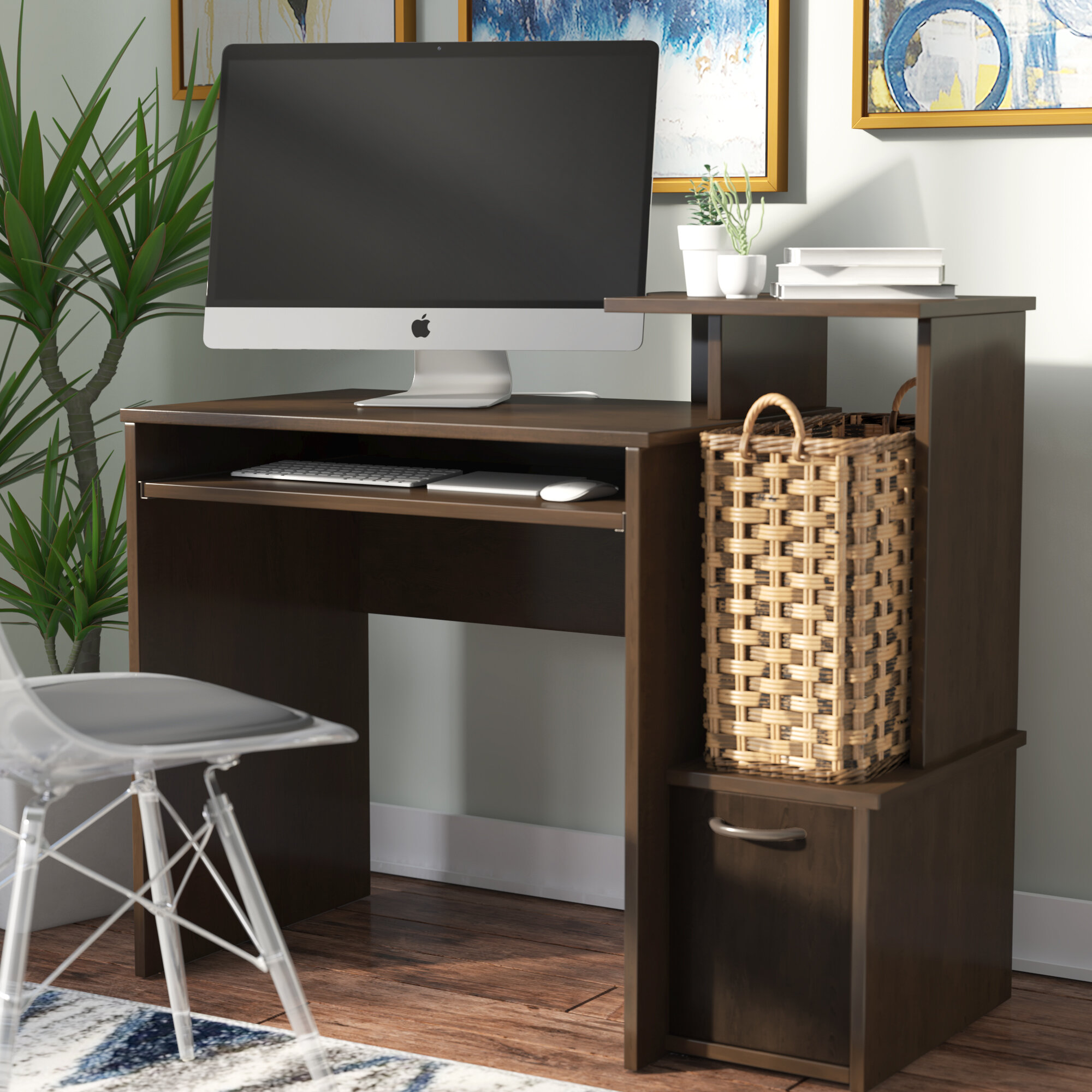 Zipcode Design Everett Computer Desk U0026 Reviews | Wayfair