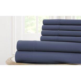 Greyleigh Burkeville Nanotex Cool Comfort Sheet Set
