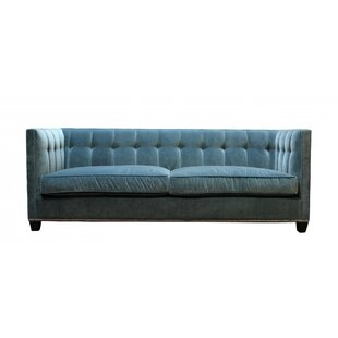 Reviews Morgane Chesterfield Sofa by Willa Arlo Interiors Reviews (2019) & Buyer's Guide