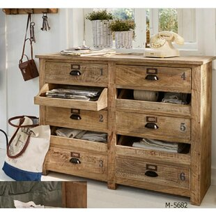 Witman 10 Drawer Accent Chest by Gracie Oaks