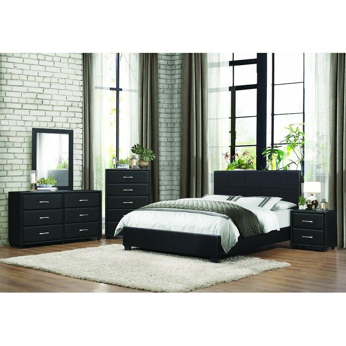 Amezcua Standard Configurable Bedroom Set