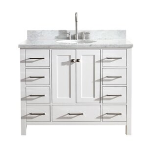 Erithon Modern 43 Single Bathroom Vanity Set By Three Posts