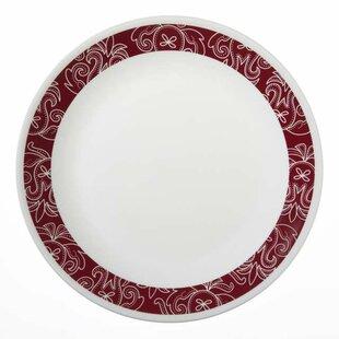 Livingware 10.25\  Bandhani Dinner Plate (Set of 6)  sc 1 st  Wayfair & Christmas and Holiday Plates You\u0027ll Love | Wayfair