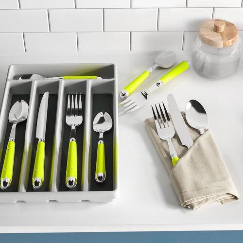 16-Piece Cutlery Set Zipcode Design