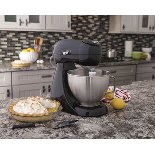 12 Speed Eclectrics All-Metal Stand Mixer