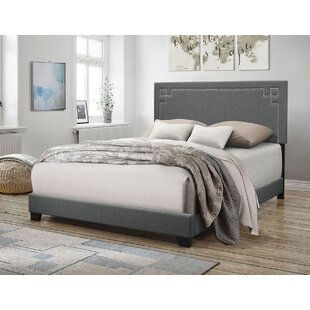 Rella Upholstered Panel Bed