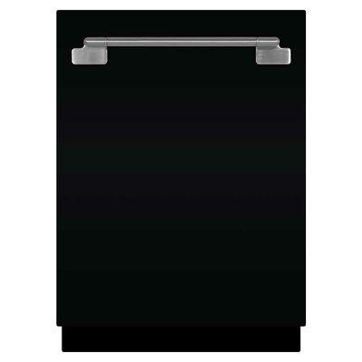 "AGA Elise 24"" 48 dBA Built-in Dishwasher  Finish: Gloss Black"