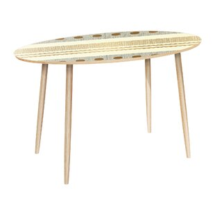 Hutsell Dining Table by Bungalow Rose Best #1