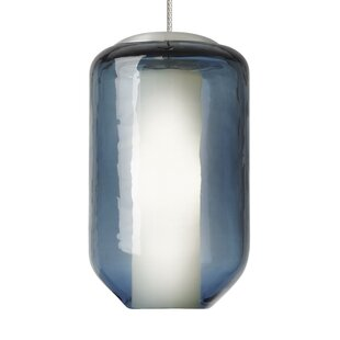 Cullen 1-Light Cylinder Pendant by Orren Ellis