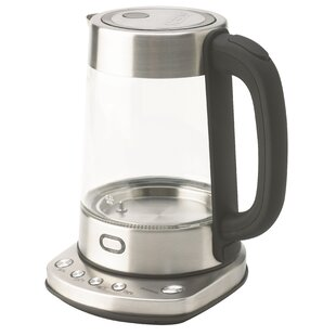 1.8 Qt. Glass Electric Tea Kettle