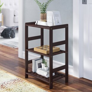 Barkeyville Etagere Bookcase by Ebern Designs