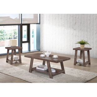 Victoria 3 Piece Coffee Table Set