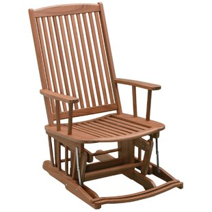 Teak Rocking Chair Whitecap Industries