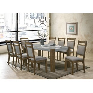 Shane 9 Piece Extendable Dining Set