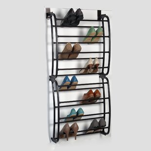 Searching for 8-Tier 24 Pair Overdoor Shoe Organizer By Richards Homewares