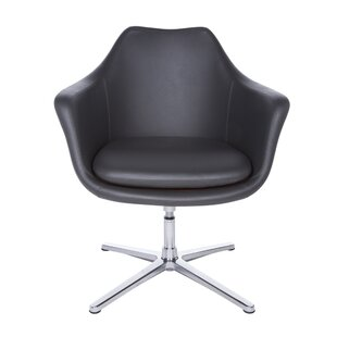 Arriaga Swivel Armchair by Orren Ellis