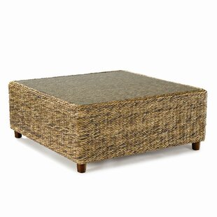 Tangiers Coffee Table with Tray Top