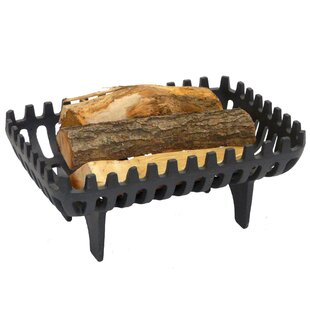 Snug Solid Fireplace Grate By Symple Stuff