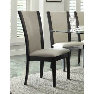 Giancola Two Tone Contrasting Upholstered..
