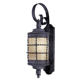 Mallorca 1-Light Outdoor Wall Lantern
