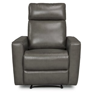 Pell Leather Power Recliner