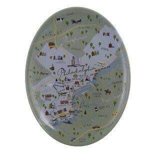 Inez Melamine Platter