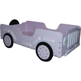 Military Toddler Car Bed