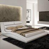 Galeton Upholstered Platform Bed by Wade Logan®